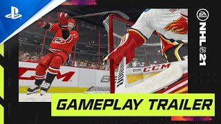 NHL 21 | Official Gameplay Trailer | PS4