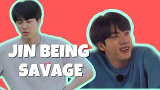 BTS Jin Being Savage | 2020