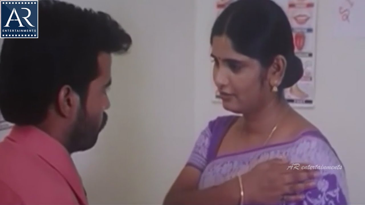 Buchi Babu Telugu Movie Scenes  Lady Doctor With Patient -6287