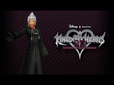Ben Diskin as Young Xehanort in Kingdom Hearts 3D Dialogue Quotes