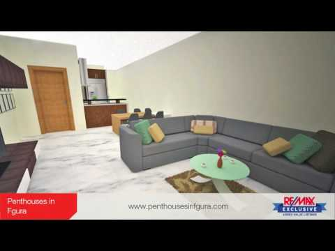 Penthouses for sale in Fgura