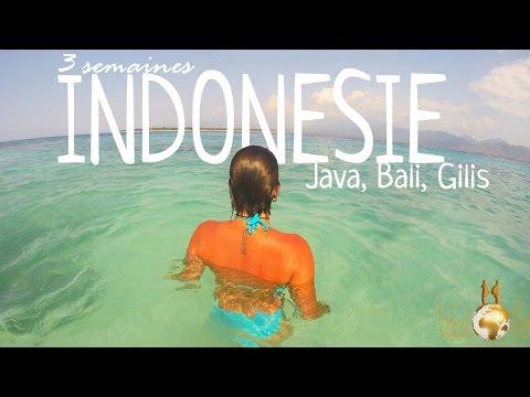 3 semaines en Indonésie HD