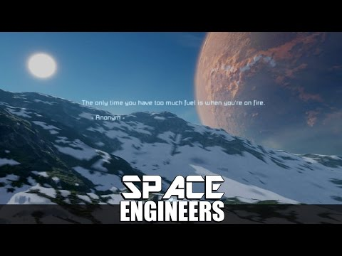 Space Engineers - Cataloging Asteroid Mineral Deposits