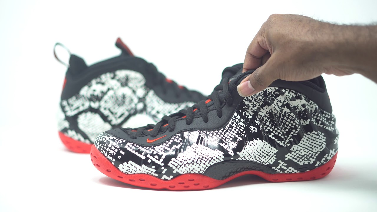 Sneaker News on Twitter: The Nike Air Foamposite One gets ...
