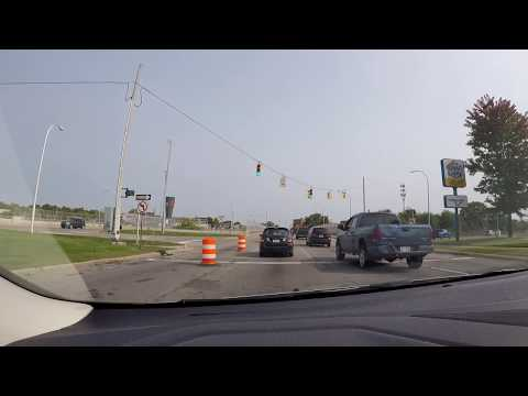 Driving with Scottman895: Eastpointe and Roseville, MI Driving Tour