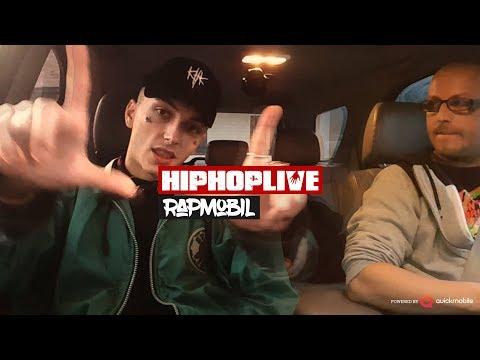 Killa Fonic in RapMobil | HipHopLive