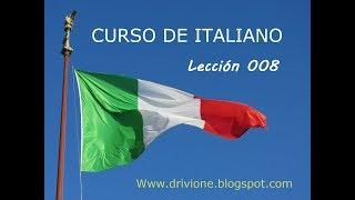 Adjetivos italianos   Curso de Italiano   Lección 008