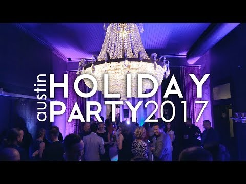 HomeCity Austin Holiday Party at Palazzo Lavaca | December 2017