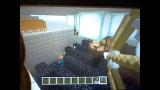 Friend or Foe Chaos !  - Minecraft Wii U: Friend or Foe Minigame