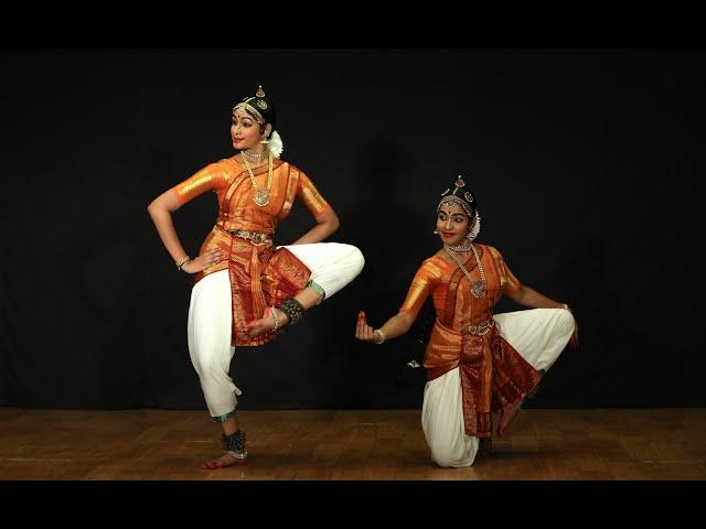 SDN's Aananda series... Keertanam by Kameshweri Ganesan & Sanjena Ramesh - Sridevi Nrithyalaya-Dance