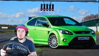 ФОРД ФОКУС РС - City Car Driving + РУЛЬ