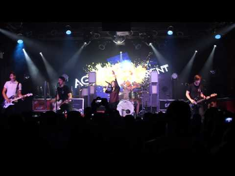 Against the Current in NYC!