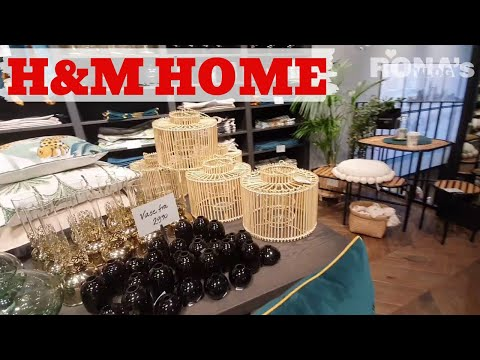 H&M HOME SHOP WITH ME | APRIL2020 COLLECTION | SPRING NEW COLLECTION
