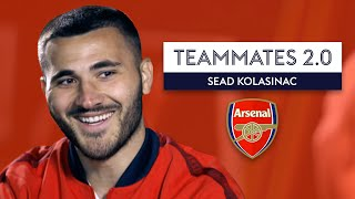 Subscribe ► http://bit.ly/socceramsubtubes sits down with sead kolasinac as he reveals all about his arsenal teammates! who is the most vain? kitm...
