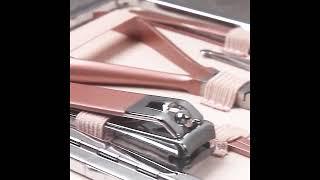 18 инструментов маникюрный набор из нержавеющей стали