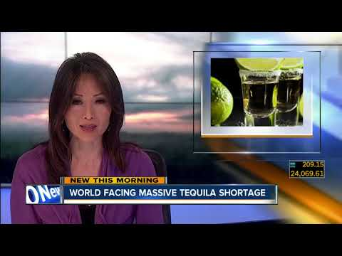 World facing massive tequila shortage