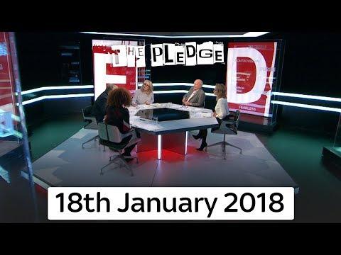 The Pledge | 18th January 2018