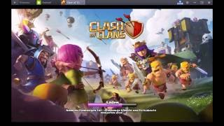 Clash of Clans part 1 - Angriff auf Rathaus Level 3 + Koboldmission