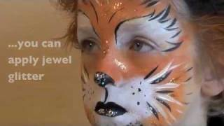 Lion King - Face Painting