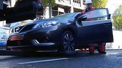 Auto's uit parkeergarage Holland Casino gehaald
