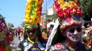 (1) Batalla de flores 2017 Carnaval de Barranquilla