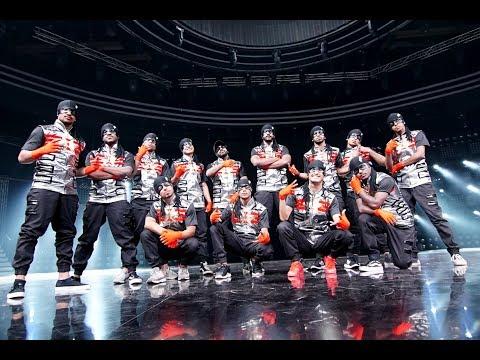 Tattad Tattad (Ram Leela ) | Dance Champions | Star Plus | Kings United vs V Company(clean mix)