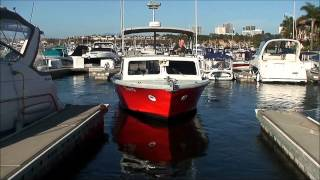 Custom Crystaliner Work Boat Video for Sale @ South Mountain Yachts