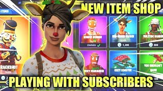 Fortnite Live | Christmas Giveaway & Skin Gifts - Fortnite Battle Royale