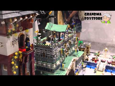 Unboxing TOYS Review/Demos - Massive part...