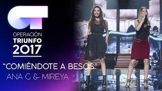 Смотреть клип Ana Guerra Y Mireya - Comiéndote A Besos