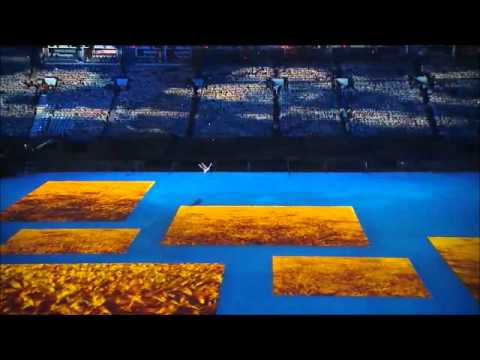 VANCOUVER 2010 Winter Olympics opening ceremony // Who Has Seen the Wind