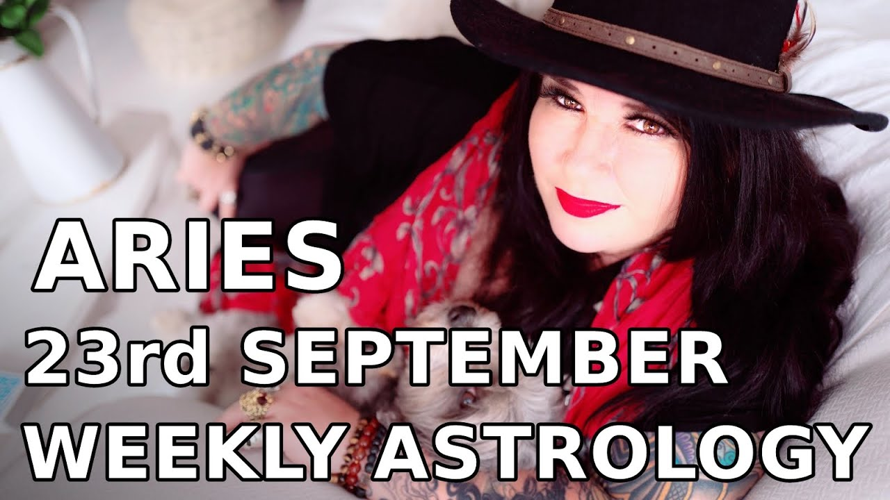 aries weekly horoscope 14 october 2019 by michele knight