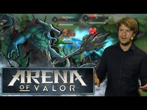 Cresht Guide | Arena of Valor [Deutsch] [RE-UPLOAD]