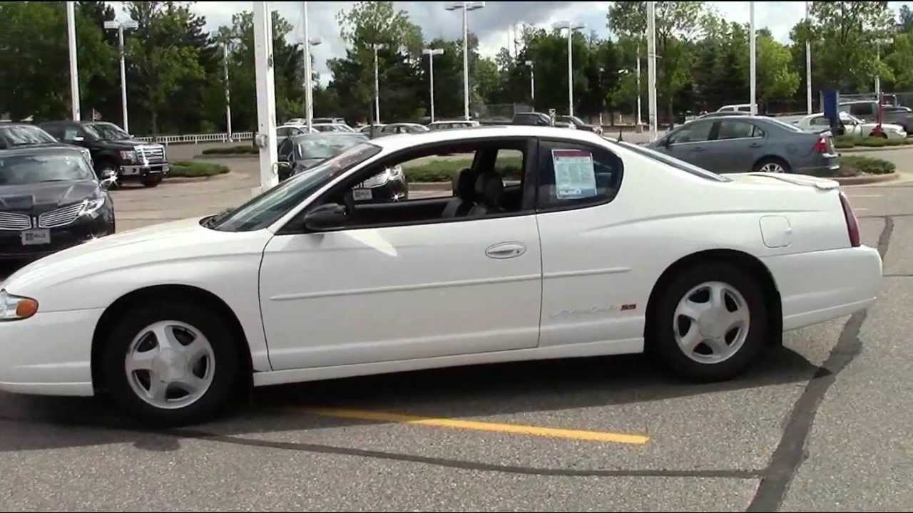 Captivating Inigo Montoya Presents   The 2003 Chevrolet Monte Carlo SS   YouTube