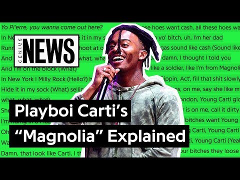 "Looking Back At Playboi Carti's ""Magnolia"" 