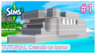 Video LOS SIMS 3: Creando un Barco | parte 1 El esqueleto download MP3, 3GP, MP4, WEBM, AVI, FLV September 2018