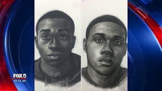 Manhunt underway for serial rapist