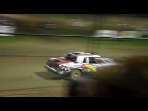 Stock Car Heat 3 @ Marshalltown Speedway 09/15/17