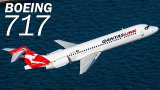 Boeing 717 - Boeing model and legacy of Douglas