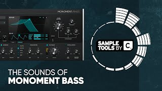 The sounds of Monoment – Factory presets by CR2 – Softube
