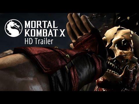 Mortal Kombat X   Official Shaolin Trailer (2015)