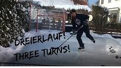 Powerskating: Dreierlauf/ Three Turns Tutorial!