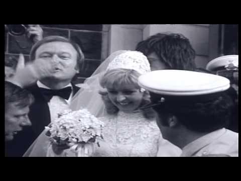 ABC News: Bert Newton and Patti McGrath Nuptials (1974)