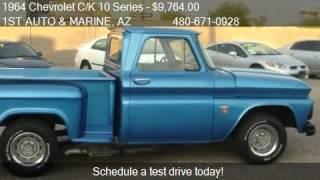 1964 Chevrolet C/K 10 Series STEPSIDE SHORTBED for sale in A