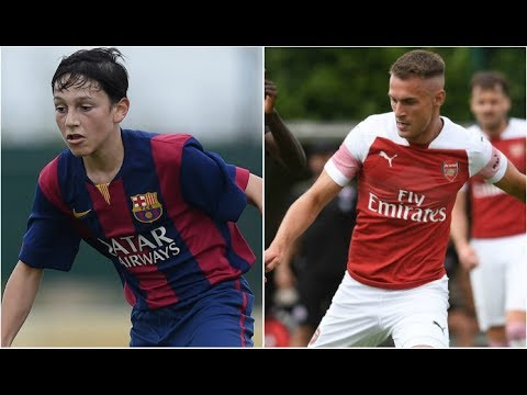 Arsenal Sign Barcelona Wonder Kid & Are Also Confident Of New Ramsey Deal  | AFTV Transfer Daily