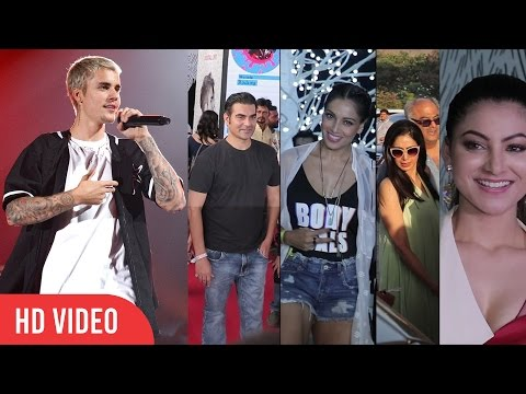 Justin Bieber LIVE Concert In Mumbai | Full Video | Bollywood Celebrities At Justin Bieber Show