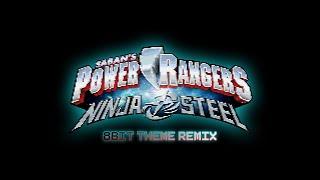 Power Rangers Ninja Steel Full Theme 8bit Remix