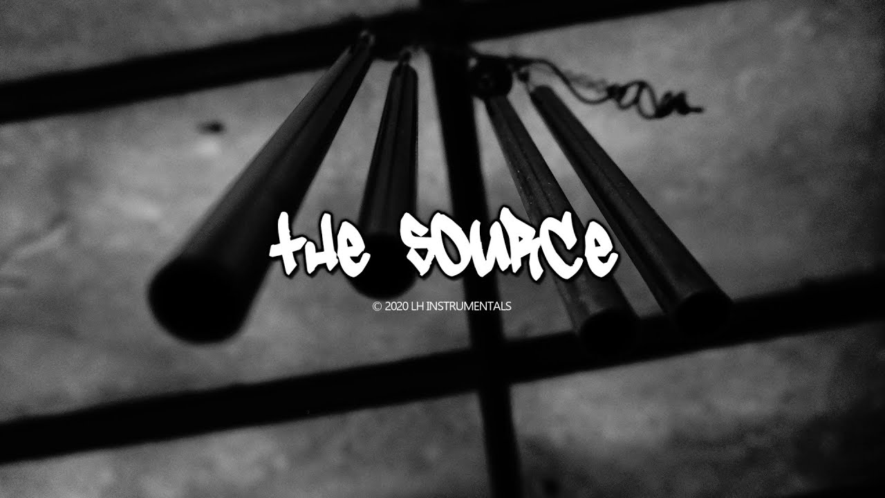 """The Source"" - 90s OLD SCHOOL BOOM BAP BEAT HIP HOP INSTRUMENTAL"
