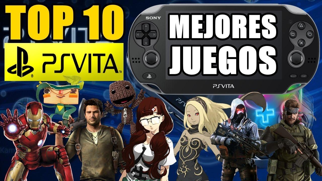 Cvg Top 10 Los Mejores Juegos Hasta El Momento De Ps Vita Psp 2