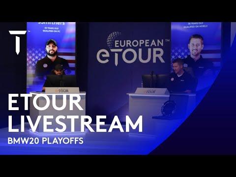 ETour BMW PGA 2020 Livestream